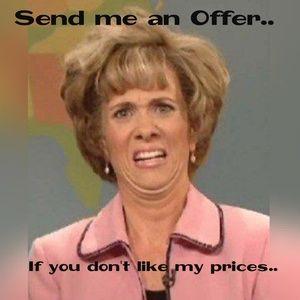Send me an Offer.